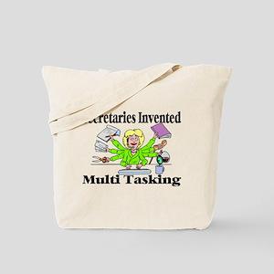 Secretaries Multi Task Tote Bag
