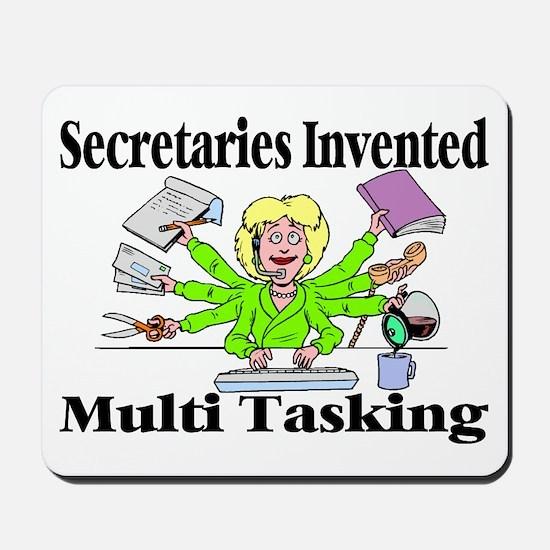 Secretaries Multi Task Mousepad