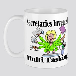 Secretaries Multi Task Mug