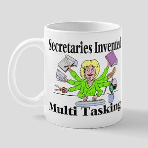 Secretaries Multi Task Mug