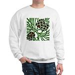 Christmas Pine Cones Sweatshirt