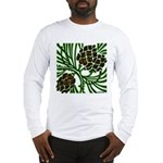 Christmas Pine Cones Long Sleeve T-Shirt