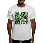 Christmas Pine Cones Light T-Shirt