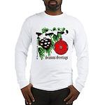 Christmas Red Ball Long Sleeve T-Shirt