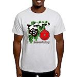 Christmas Red Ball Light T-Shirt
