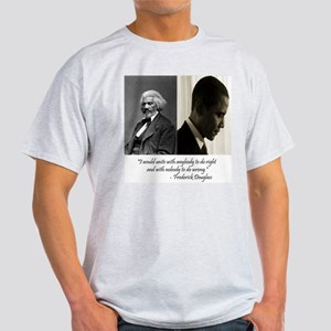 Douglass-Obama Light T-Shirt
