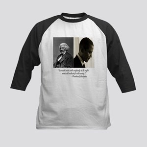 Douglass-Obama Kids Baseball Jersey