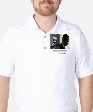 Douglass-Obama Golf Shirt