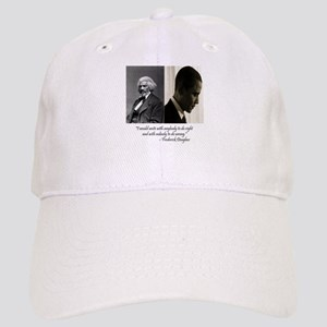 Douglass-Obama Cap