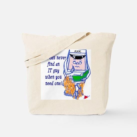 IT Guy - Tote Bag