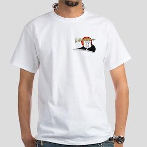 WI Highway 51 White T-Shirt