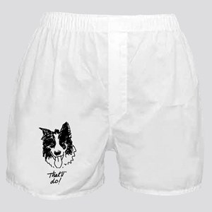 That'll do! Boxer Shorts
