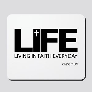 Worship Apparel Mousepad