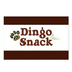 Dingo Snack Postcards (Package of 8)