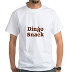 Dingo Snack White T-Shirt