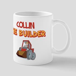 Collin the Builder Mug