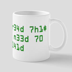 Get laid Mug