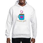 Cocoa Girl Winter Hooded Sweatshirt