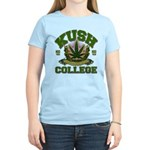 KUSH COLLEGE-2 Women's Light T-Shirt