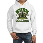 KUSH COLLEGE-2 Hooded Sweatshirt