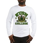 KUSH COLLEGE-2 Long Sleeve T-Shirt