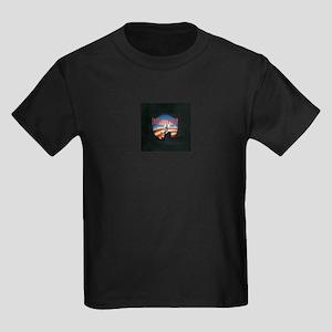 Inaugural Logo Kids Dark T-Shirt