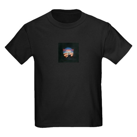 Inaugural Logo Kids Dark T-Shirt