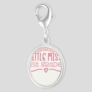 Little Miss Princess 1st Grade Cute Tiara G Charms