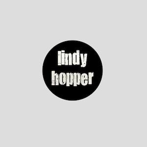 Lindy Hopper Mini Button