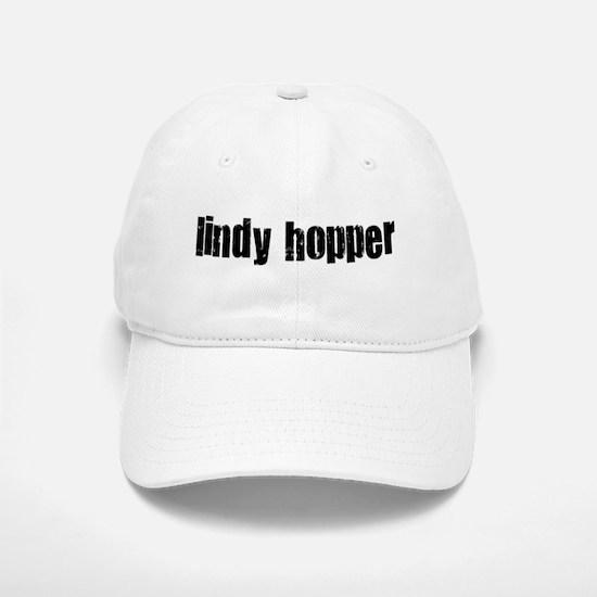 Lindy Hopper Baseball Baseball Cap