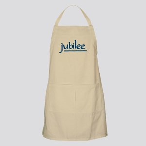 Jubilee Records BBQ Apron