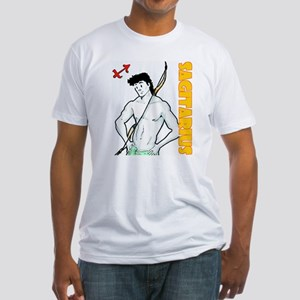Sagitarius Products Fitted T-Shirt