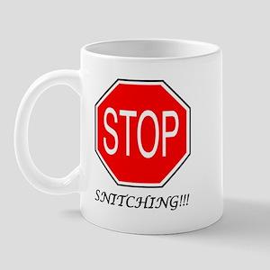 Stop Snitching Mug