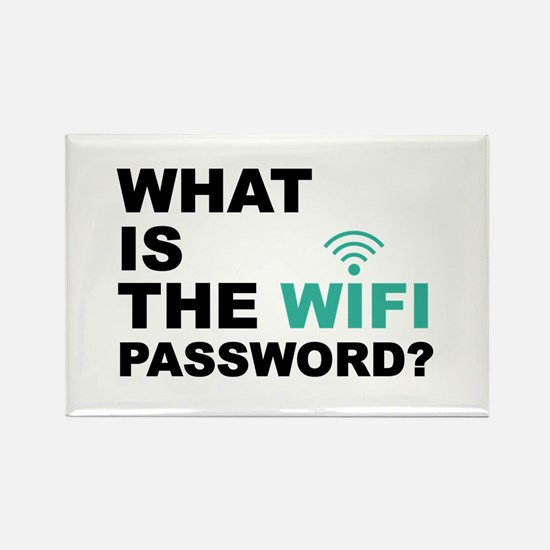 What is the Wi-Fi password Magnets