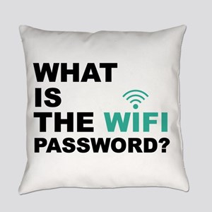 What is the Wi-Fi password Everyday Pillow