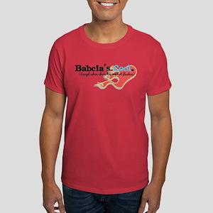 Babcia's Hot Flashes Dark T-Shirt