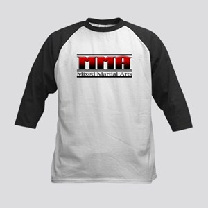 MMA - Mixed Martial Arts Kids Baseball Jersey