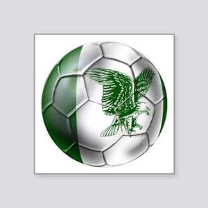 Nigeria Football Sticker