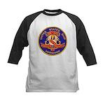 USS HARWOOD Kids Baseball Jersey