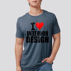 I Love Interior Design T-Shirt