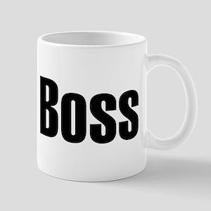 Boss Mug