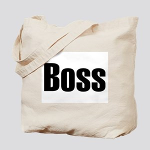 Boss Tote Bag