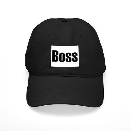 Boss Black Cap
