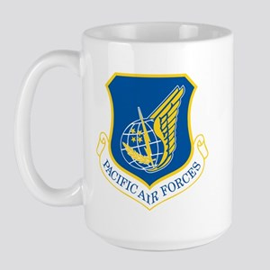 Pacific Air Forces Large Mug