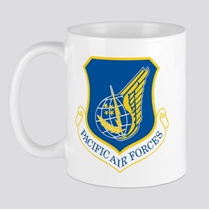 Pacific Air Forces Mug