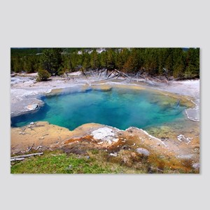 Emerdald Hot Springs Postcards (Package of 8)