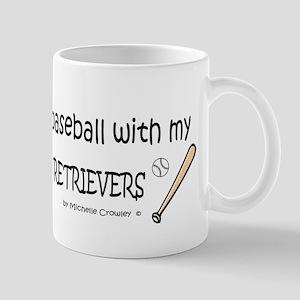 baseball - labs Mug