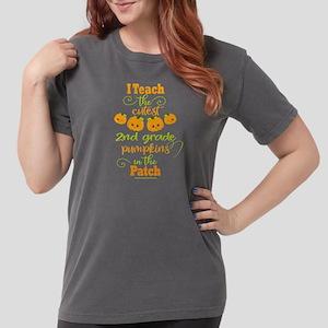 Second Grade Halloween Teacher Cutest Pump T-Shirt