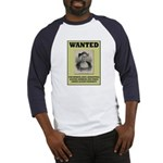 Columbus Wanted Poster Baseball Jersey