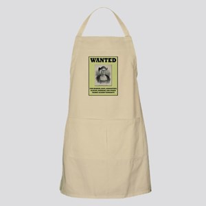 Columbus Wanted Poster BBQ Apron